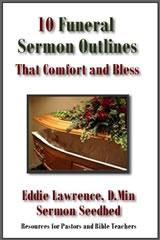 Bible Funeral Sermons